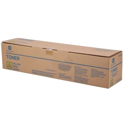 Genuine Konica-Minolta A5X0230 Yellow Toner Cartridge