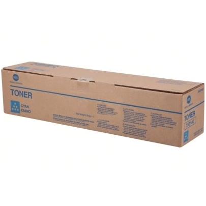 Genuine Konica-Minolta A5X0430 Cyan Toner Cartridge