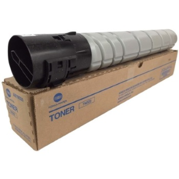A87M030 Toner Cartridge - Konica-Minolta Genuine OEM (Black)
