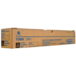 A8K3130 Toner Cartridge - Konica-Minolta Genuine OEM (Black)