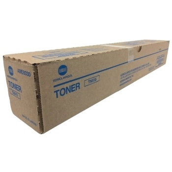 A9E8030 Toner Cartridge - Konica-Minolta Genuine OEM (Black)