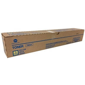 TN514Y Toner Cartridge - Konica-Minolta Genuine OEM (Yellow)