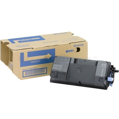 TK-3122 Toner Cartridge - Kyocera Mita Genuine OEM (Black)