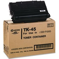 Genuine Kyocera Mita TK-45 Black Toner Cartridge