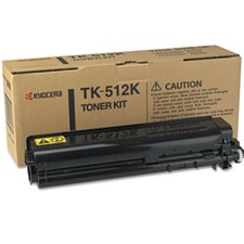 Genuine Kyocera Mita TK-512K Black Toner Cartridge