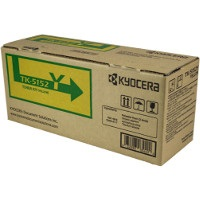TK-5152Y Toner Cartridge - Kyocera Mita Genuine OEM (Yellow)