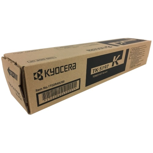 TK-5197K Toner Cartridge - Kyocera Mita Genuine OEM (Black)