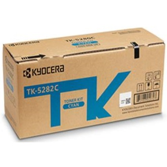 TK-5282C Toner Cartridge - Kyocera Mita Genuine OEM (Cyan)