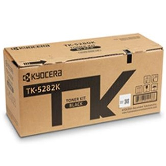 TK-5282K Toner Cartridge - Kyocera Mita Genuine OEM (Black)
