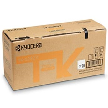 TK-5282Y Toner Cartridge - Kyocera Mita Genuine OEM (Yellow)