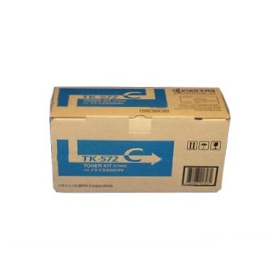 Genuine Kyocera Mita TK-572C Cyan Toner Cartridge