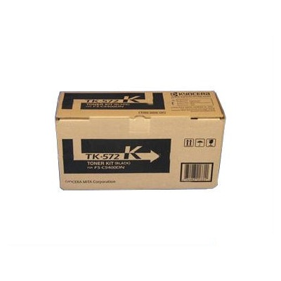 Genuine Kyocera Mita TK-572K Black Toner Cartridge
