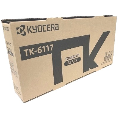 TK-6117 Toner Cartridge - Kyocera Mita Genuine OEM (Black)