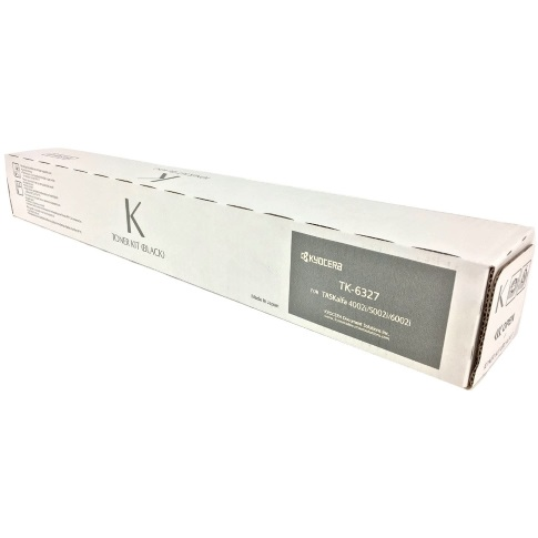 TK-6327 Toner Cartridge - Kyocera Mita Genuine OEM (Black)