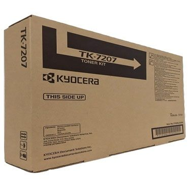 TK-7207 Toner Cartridge - Kyocera Mita Genuine OEM (Black)