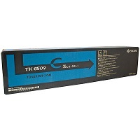 TK-8507C Toner Cartridge - Kyocera Mita Genuine OEM (Cyan)