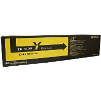 TK-8507Y Toner Cartridge - Kyocera Mita Genuine OEM (Yellow)
