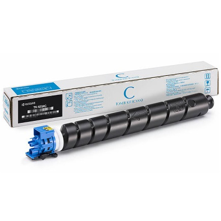 TK-8527C Toner Cartridge - Kyocera Mita Genuine OEM (Cyan)