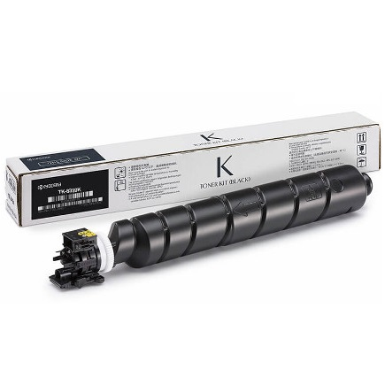 TK-8527K Toner Cartridge - Kyocera Mita Genuine OEM (Black)