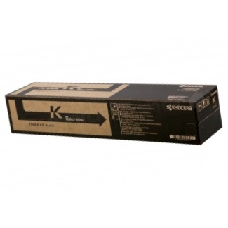 Genuine Kyocera Mita TK-8707K Black Toner Cartridge