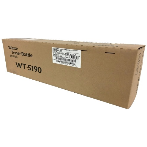 WT-5190 Waste Toner Bottle - Kyocera Mita Genuine OEM