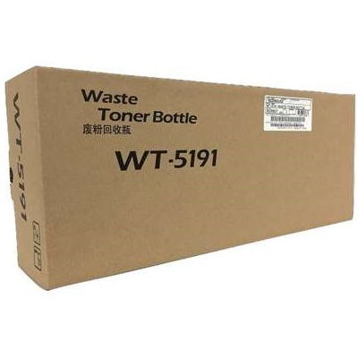 WT-5191 Waste Toner Bottle - Kyocera Mita Genuine OEM