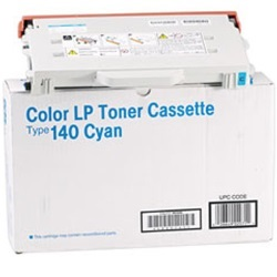 Lanier 402071 Toner Cartridge - Lanier Genuine OEM (Cyan)