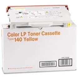 Lanier 402073 Toner Cartridge - Lanier Genuine OEM (Yellow)