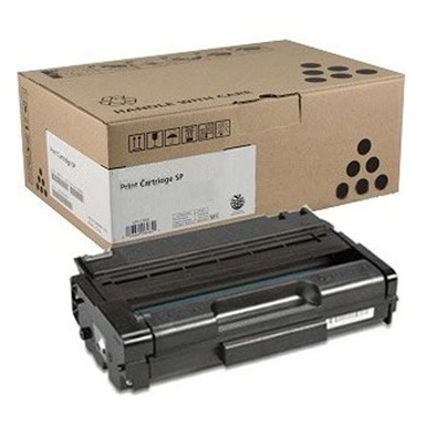 Lanier 406465 Toner Cartridge - Lanier Genuine OEM (Black)