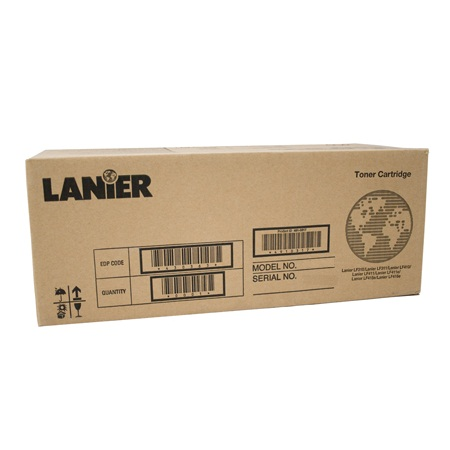 Lanier 430347 Toner Cartridge - Lanier Genuine OEM (Black)