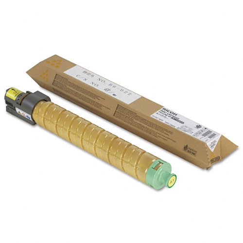 Lanier 821027 Toner Cartridge - Lanier Genuine OEM (Yellow)