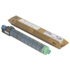 Lanier 821029 Toner Cartridge - Lanier Genuine OEM (Cyan)