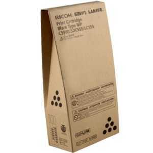Lanier 841333 Toner Cartridge - Lanier Genuine OEM (Black)