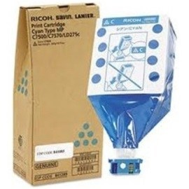 Genuine Lanier 841358 Cyan Toner Cartridge