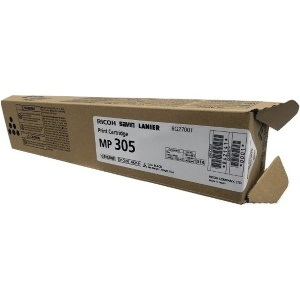 Lanier 842141 Toner Cartridge - Lanier Genuine OEM (Black)