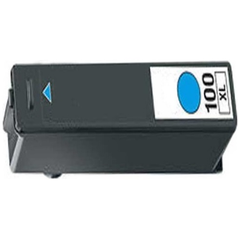 Lexmark #100XL Cyan Ink Cartridge - Lexmark Compatible (Cyan)