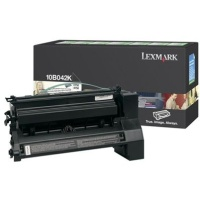 10B042K Toner Cartridge - Lexmark Genuine OEM (Black)