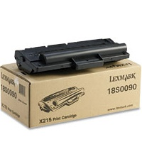Genuine Lexmark 18S0090 Black Toner Cartridge