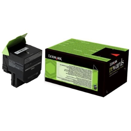 24B6011 Toner Cartridge - Lexmark Genuine OEM (Black)