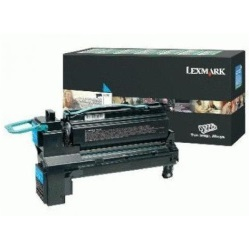 24B6018 Toner Cartridge - Lexmark Genuine OEM (Cyan)