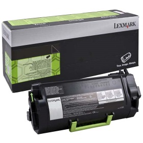 24B6020 Toner Cartridge - Lexmark Genuine OEM (Black)