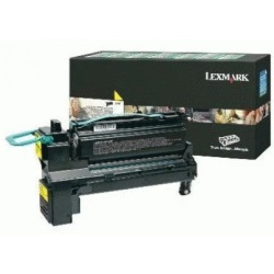 24B6021 Toner Cartridge - Lexmark Genuine OEM (Yellow)