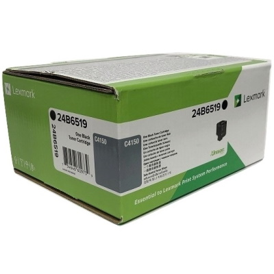 24B6519 Toner Cartridge - Lexmark Genuine OEM (Black)