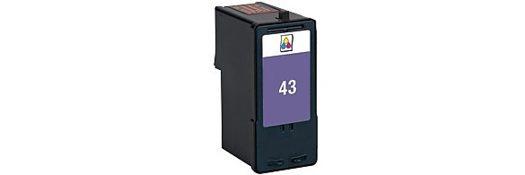 Lexmark #43XL Remanufactured