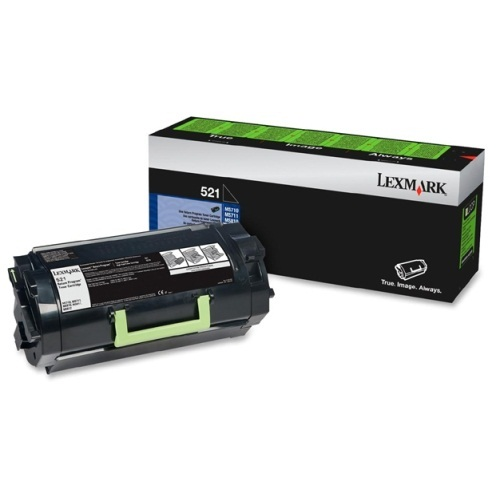 52D1000 Toner Cartridge - Lexmark Genuine OEM (Black)