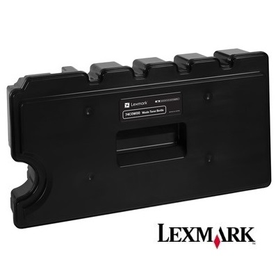 74C0W00 Waste Toner Bottle - Lexmark Genuine OEM
