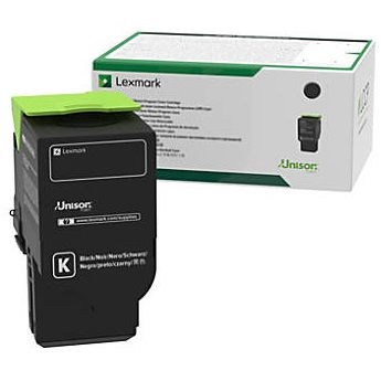 C2310K0 Toner Cartridge - Lexmark Genuine OEM (Black)