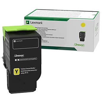 C2310Y0 Toner Cartridge - Lexmark Genuine OEM (Yellow)