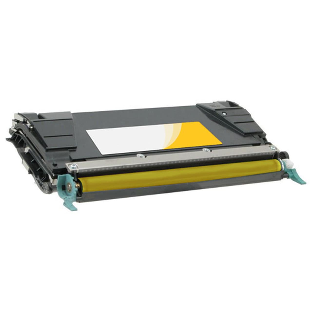 C5220YS Toner Cartridge - Lexmark Remanufactured (Yellow)
