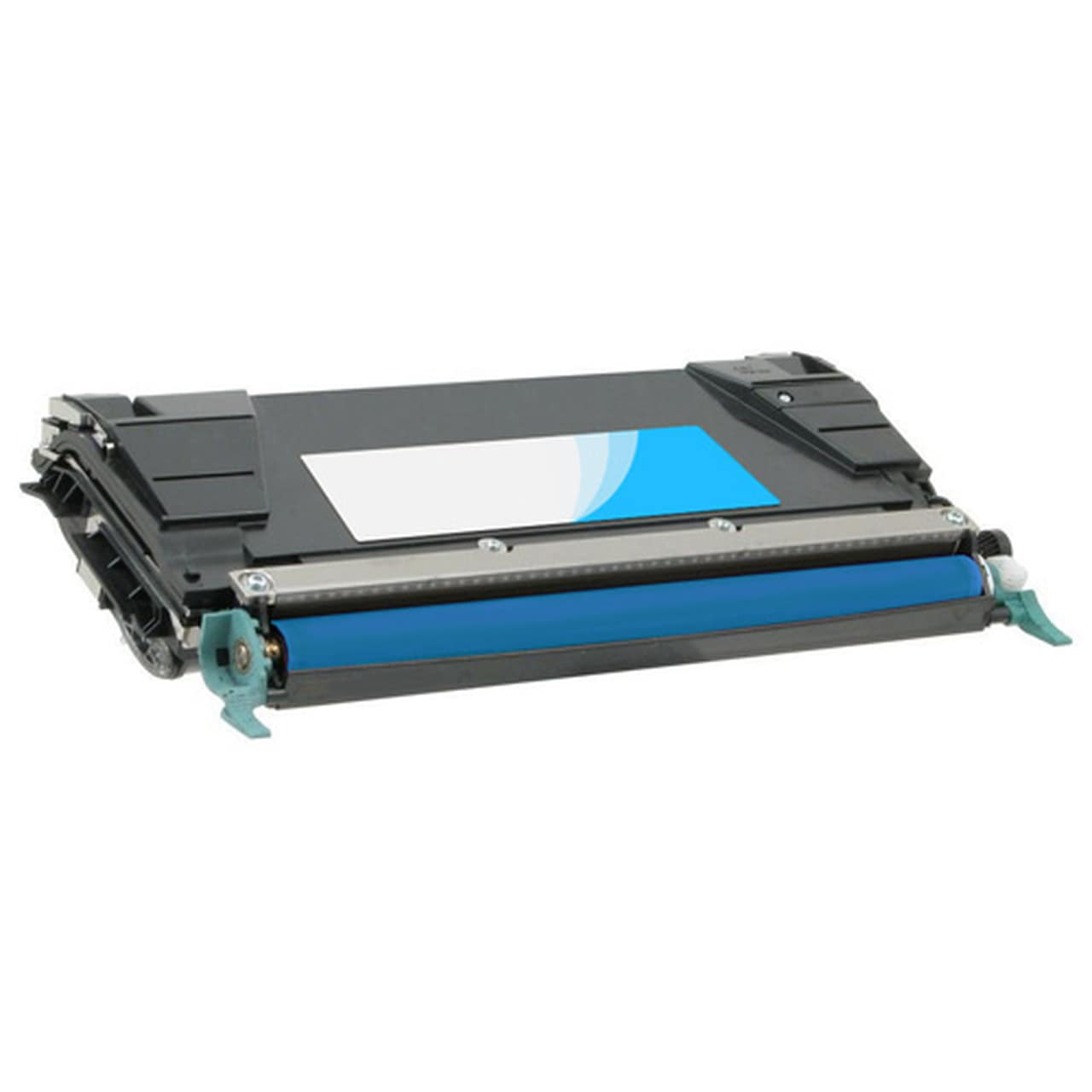 C746A1CG Toner Cartridge - Lexmark Remanufactured (Cyan)